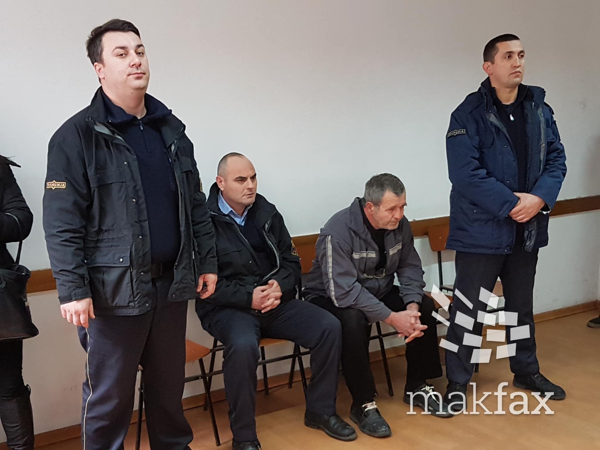 Никола Тодоров и дедото на Тамара од Велес денеска во суд   ќе се разгледуваат психијатриските вештачења