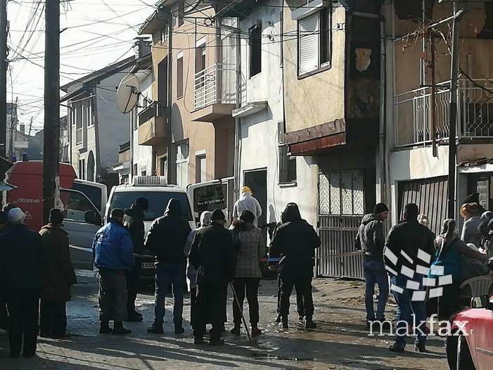 (Видео) Траорна атмосфера во Тетово, извлечени телата на загинатите во пожарот