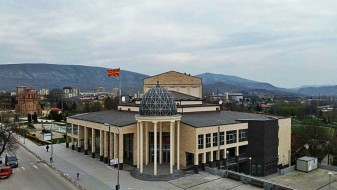 Вечер со поезијата на Павлина Климкар Меанџиева во Велешкиот театар