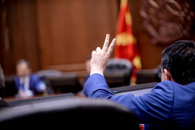 Владата се консултира и ги анализира предлозите на Метју Нимиц за името