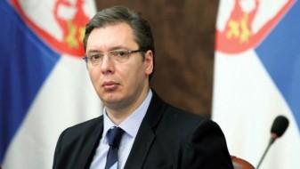 Српскиот претседател Вучиќ утре во Косово