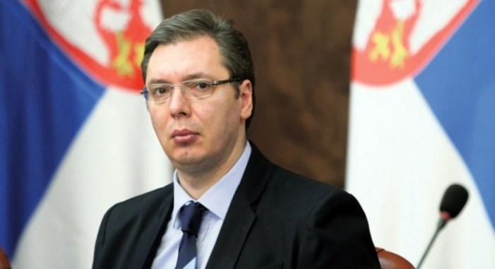 Вучиќ: Ниту јас ниту некој во моето семејство бил четник