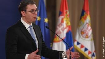 (Видео) Вучиќ: Убиството на Ивановиќ е тероризам, српските органи да учествуваат во истрагата