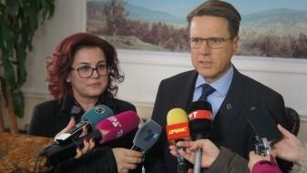Евроамбасадорот Жбогар вети поддршка за клучните развојни проекти во Битола