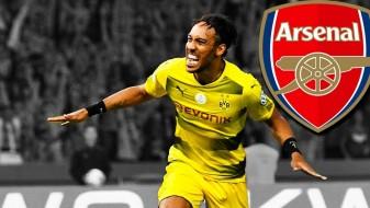Обамејанг потпиша за Арсенал