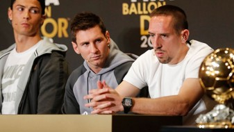 """Рибери: Роналдо ми ја украде """"Златната топка"""""""