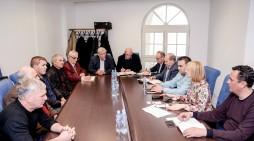 Средба на владини претставници со откупувачи на јагнешко месо