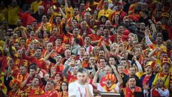 (Видео) Највозбудливите моменти од мечот Македонија – Германија