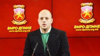 Костовски: Законот за јазиците може да има последици врз Уставот