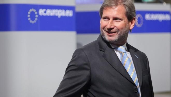 Македонија ќе добие препорака за почеток на преговори со ЕУ во јуни, вели Хан
