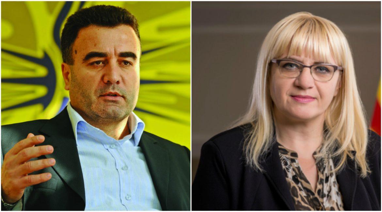 НДМ  Министерката Треневска да поднесе оставка
