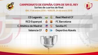 Куп на Шпанија: Атлетико – Севилја во четврт-финалето