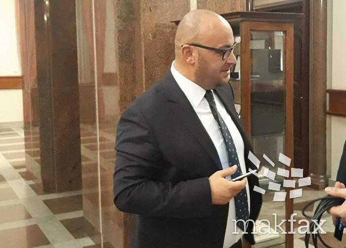 (Видео) Костадиновски: Претседателот Иванов не се советуваше со мене за амнестијата