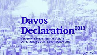 Конференција на министрите за култура во Давос
