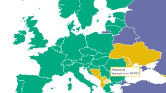 """""""Фридом хаус"""": Македонија е делумно слободна земја"""