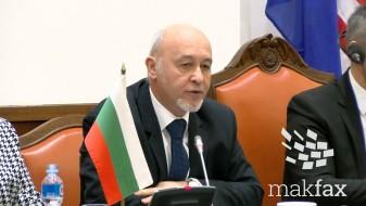(Видео) Бугарскиот амбасадор му го згреши името на вицепремиерот Бујар Османи