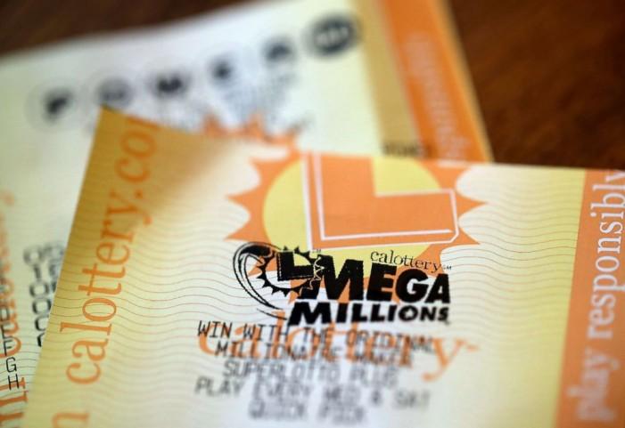 Американец на лото освои 450 милиони долари