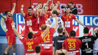 Македонија втората фаза од Европското првенство ја започнува првопласирана
