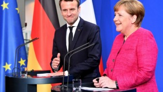 Макрон и Меркел ќе се состанат в петок во Париз