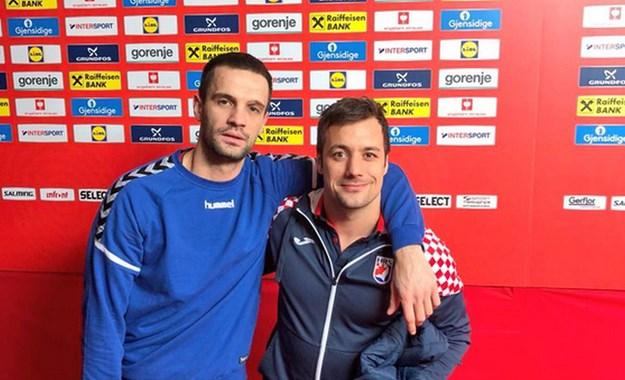 Хрват и Србин прегрнати ја најавија пресметката во Сплит