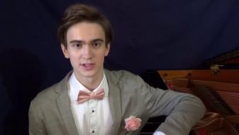 """Филхармонија ќе ја стартува годината со настап на """"чудото од дете"""", Даниел Харитонов"""