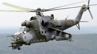 Рускихеликоптер се урна во Сирија