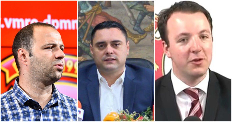 Мисајловски  Јанчев и Николоски потпретседатели на ВМРО ДПМНЕ