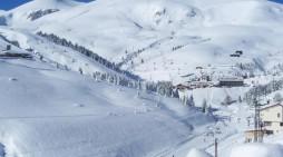 Нов снег на Попова Шапка