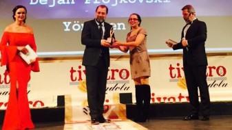 """""""Ромео и Јулија"""" на Пројковски прогласена за најдобра театарска претстава во Труција за минатата година"""