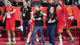 Прво полувреме: Шпанците водат со девет разлика, Кире се повреди