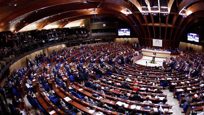 Делегација од македонскиот парламент на зимската сесија на Парламентарното собрание на Советот на Европа