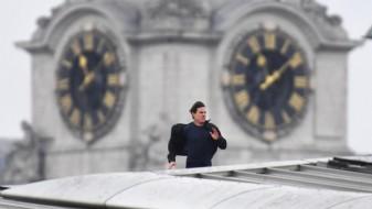 Том Круз предизвика застој во сообраќајот во Лондон