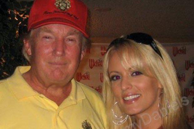 Трамп ѝ платил на поранешна порно актерка за да молчи за нивната врска