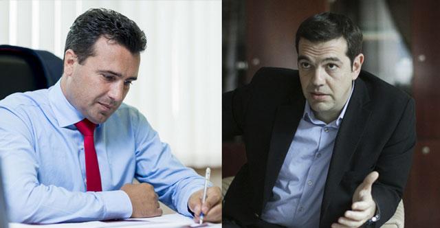 Заев и Ципрас на 24 јануари ќе имаат средба во Давос  информираат грчки медиуми