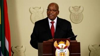 Јужноафриканскиот претседател Зума си поднесе оставка