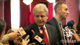 (Видео) Ахмети е против референдум за името оти ќе се злоупотреби