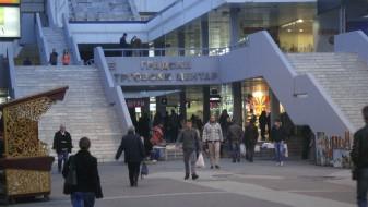 СДСМ: ВМРО-ДПМНЕ сакаше да го уништи ГТЦ со барок, трговскиот им се враќа на граѓаните