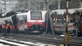 Железничка несреќа во Австрија, еден загинат и над 20 повредени