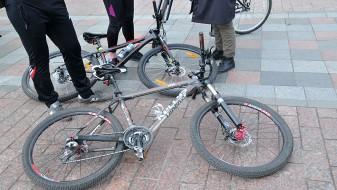 Карпош на велосипед – вклучи се и ти
