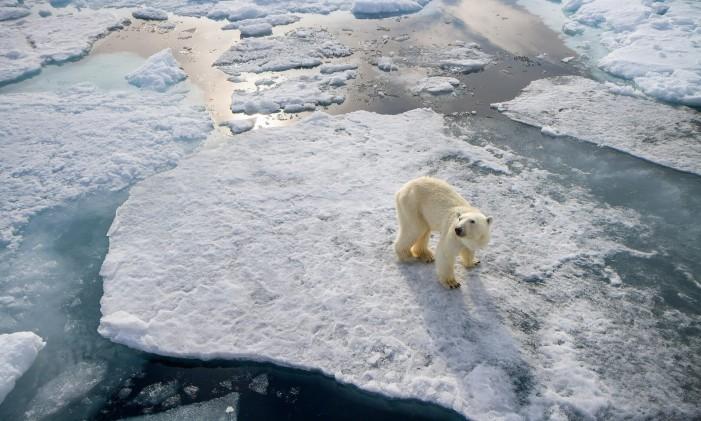 Се забрзува темпото на топење на мразот на Гренланд и на Антарктикот, покажуваат сателитските податоци