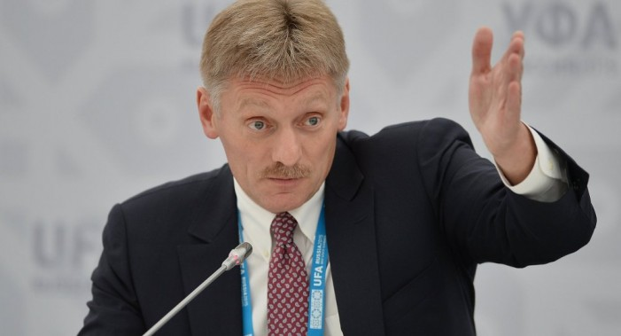Песков: Путин настина, па зима е, знаете