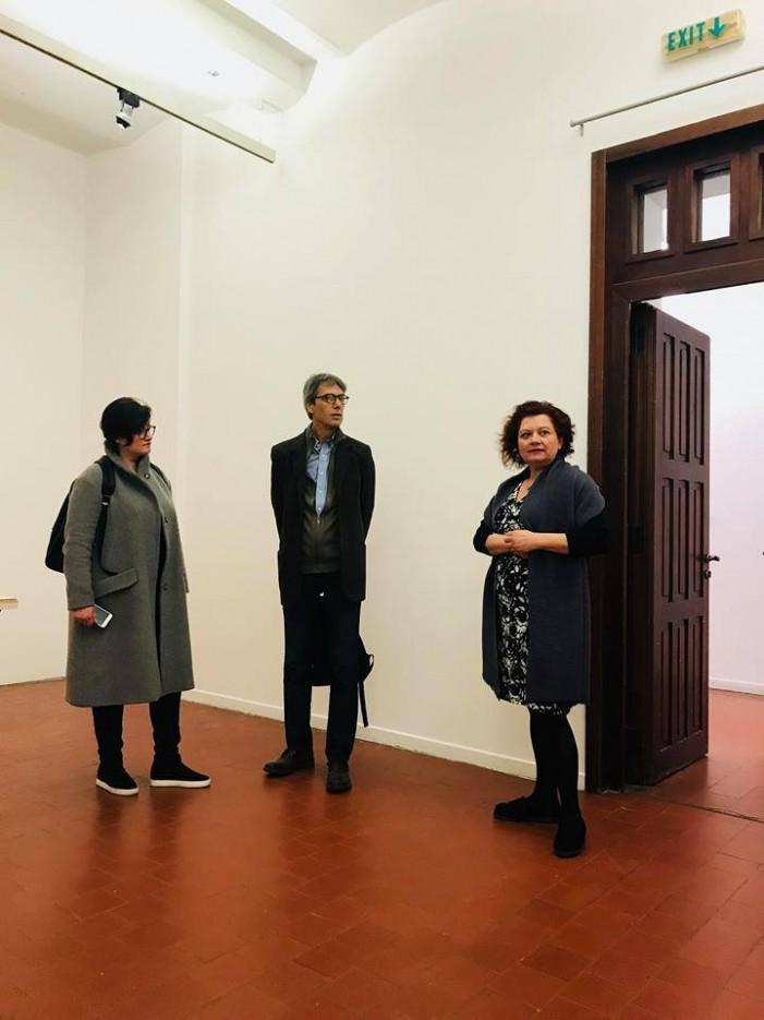 Кураторскиот тим на МСУ во работна посета на солунските музеи