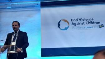 Министерот Спасовски во Шведска на самит за искоренување на насилството врз децата