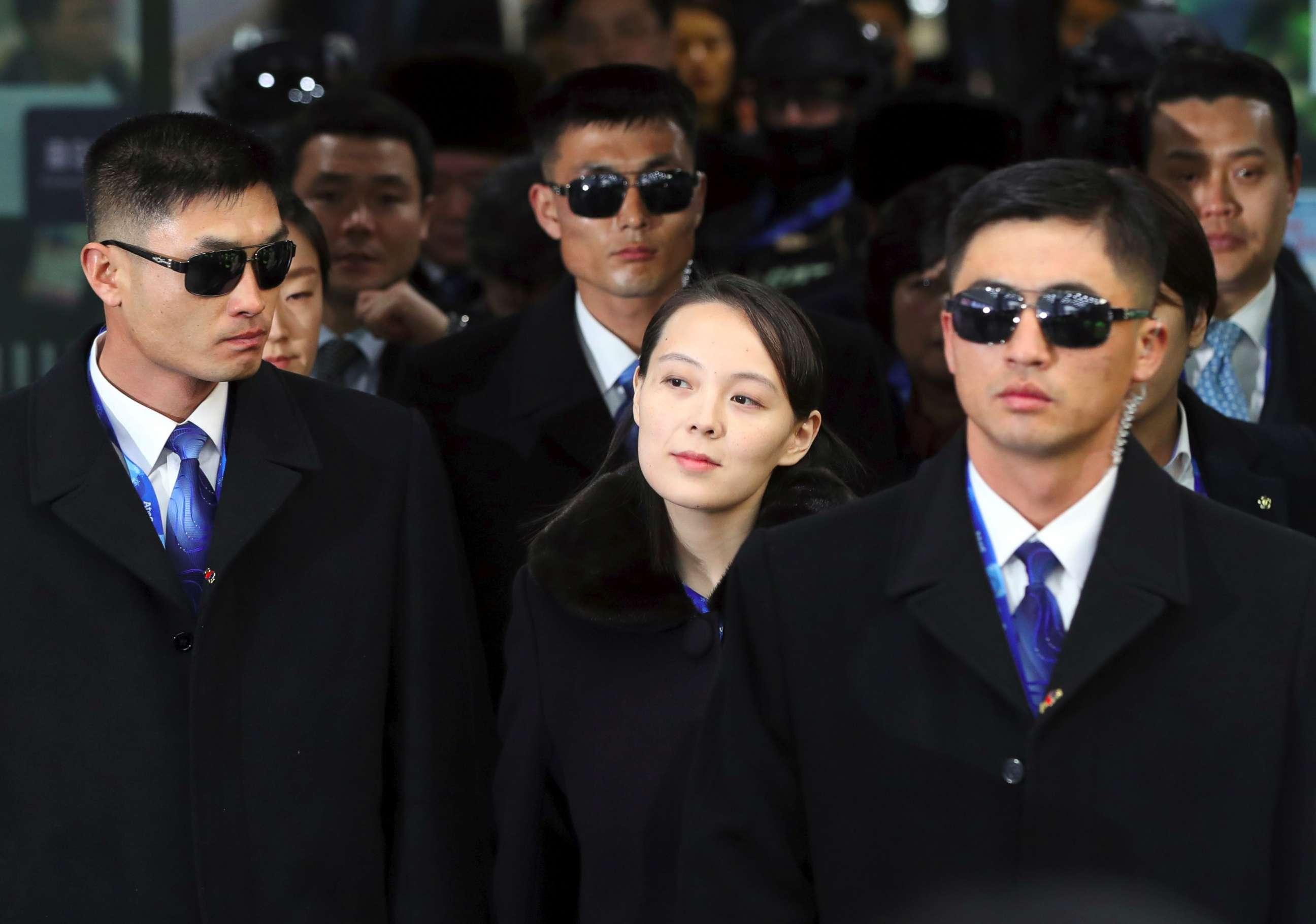 Блумберг  Офанзива на шарм на сестрата на Ким Џонг Ун