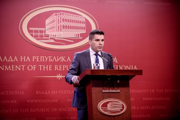 ВМРО ДПМНЕ  Министерот Љупчо Николовски е временска непогода за земјоделството