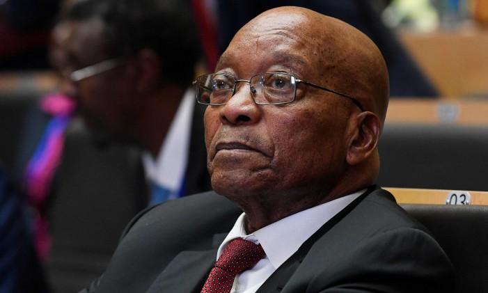 Џејкоб Зума одбива да се повлече од функцијата претседател на Јужна Африка