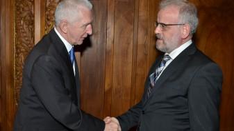 Џафери-Шчербак: Постои потенцијал за продлабочување на соработката меѓу Македонија и Русија
