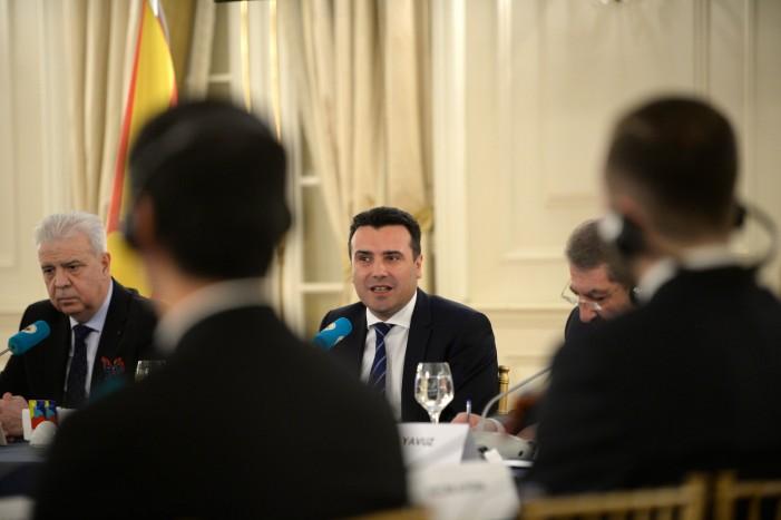 Трговијата со Турција да достигне милијарда евра, порача Заев во Анкара