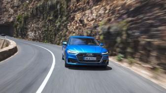 """Новиот """"ауди A7 спортбек"""" – динамика во најубава форма"""