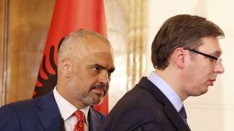 Србија смета дека Тирана се стреми да создаде голема Албанија